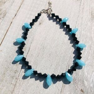 Jewelry - Blue Drops Anklets
